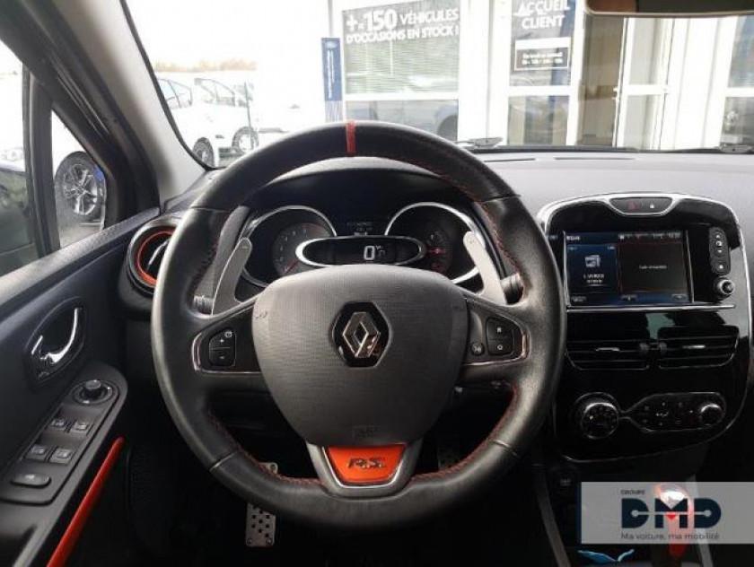 Renault Clio 1.6 T 200ch Rs Edc - Visuel #7