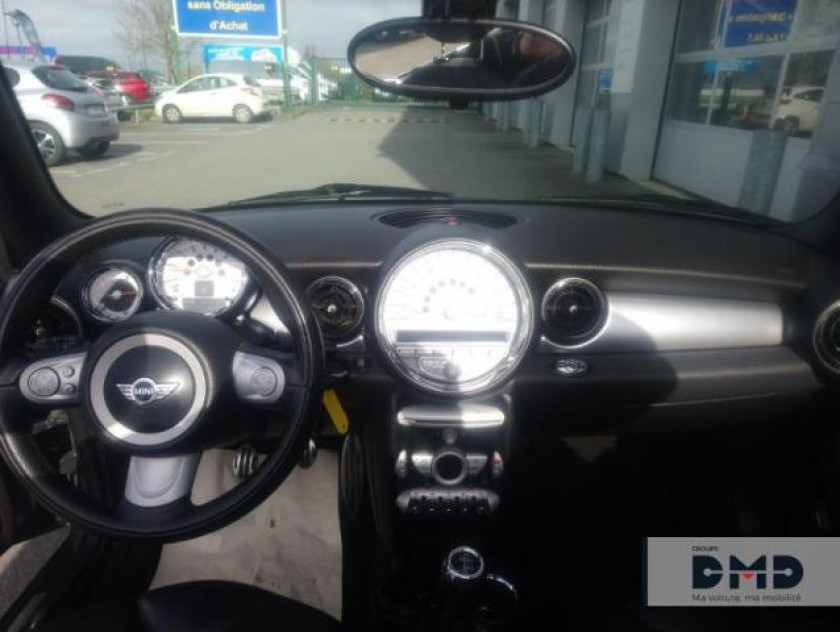 Mini Cabrio Cooper S 175ch Pack Hot Spice - Visuel #5