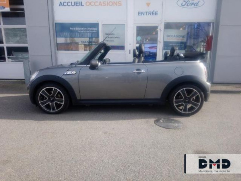 Mini Cabrio Cooper S 175ch Pack Hot Spice - Visuel #2