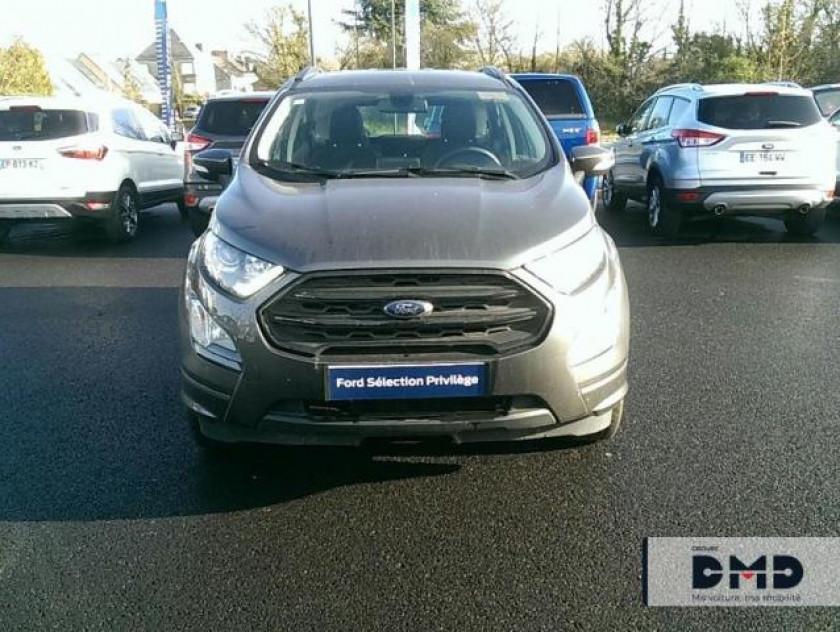 Ford Ecosport 1.0 Ecoboost 125ch St-line Euro6.2 - Visuel #4