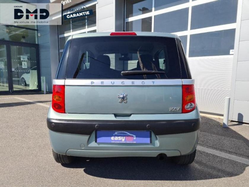 Peugeot 1007 1.4 Hdi Vitamine - Visuel #11