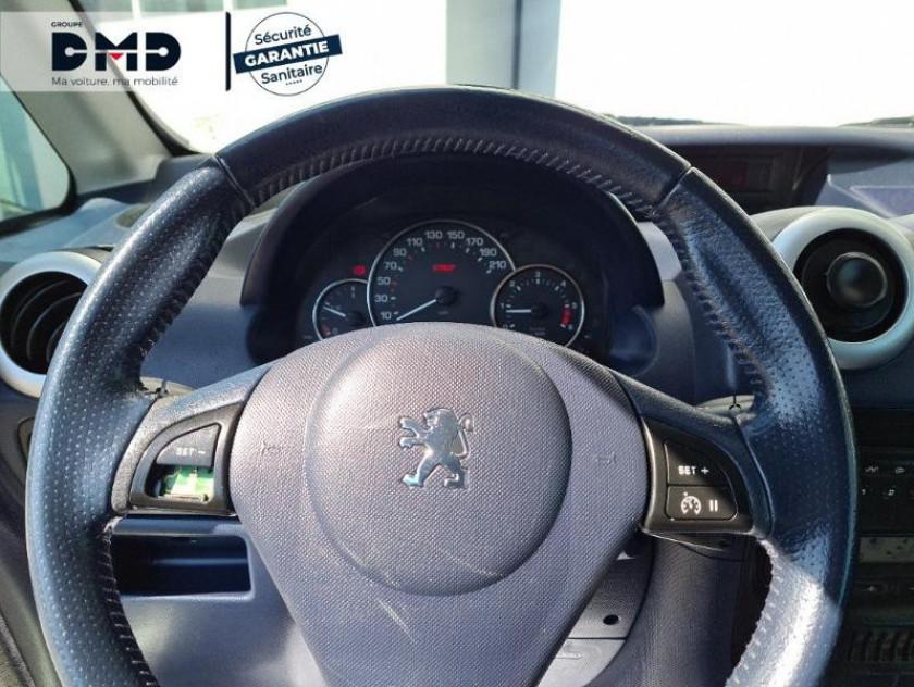Peugeot 1007 1.4 Hdi Vitamine - Visuel #7