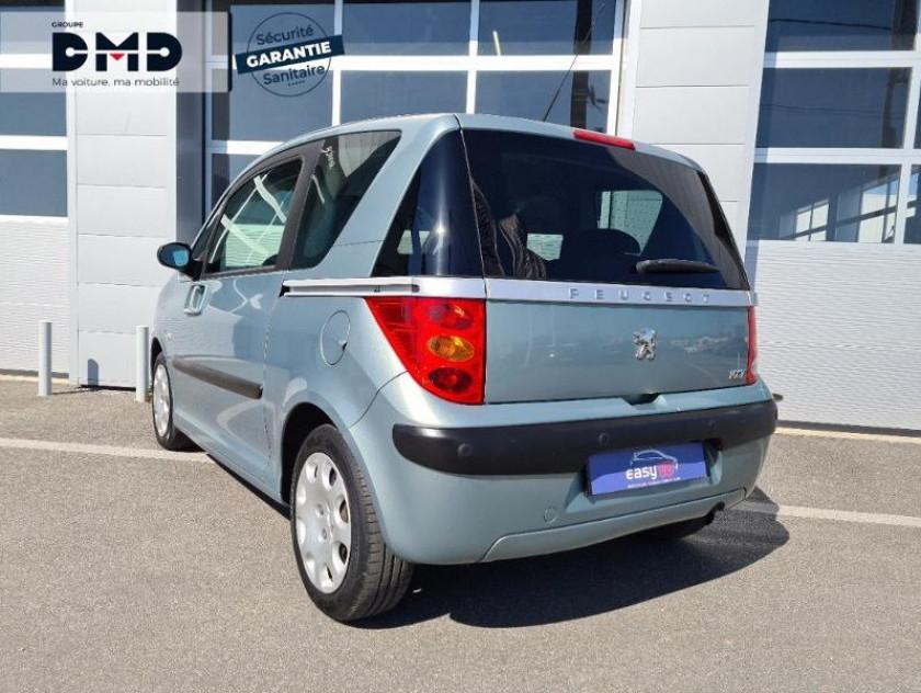 Peugeot 1007 1.4 Hdi Vitamine - Visuel #3