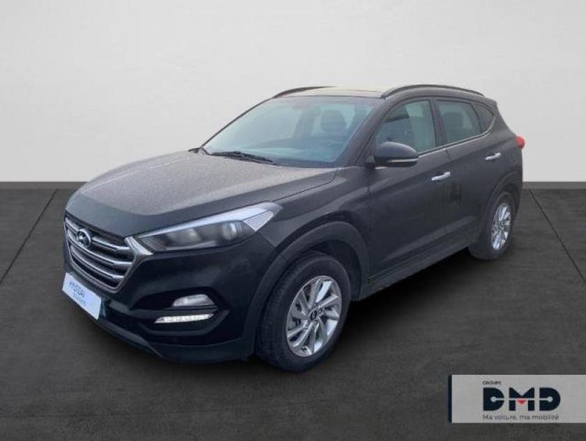 Hyundai Tucson 1.7 Crdi 115ch Creative 2wd - Visuel #1