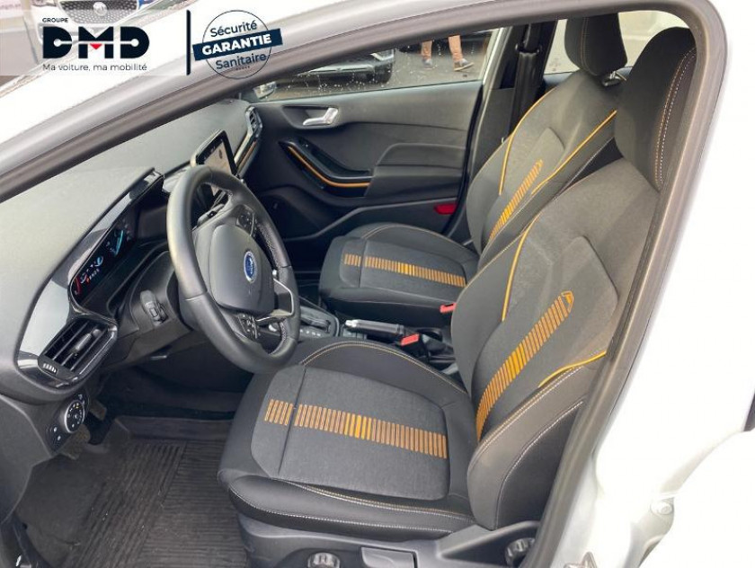 Ford Fiesta Active 1.0 Ecoboost 100ch S&s Pack Bva Euro6.1 - Visuel #9