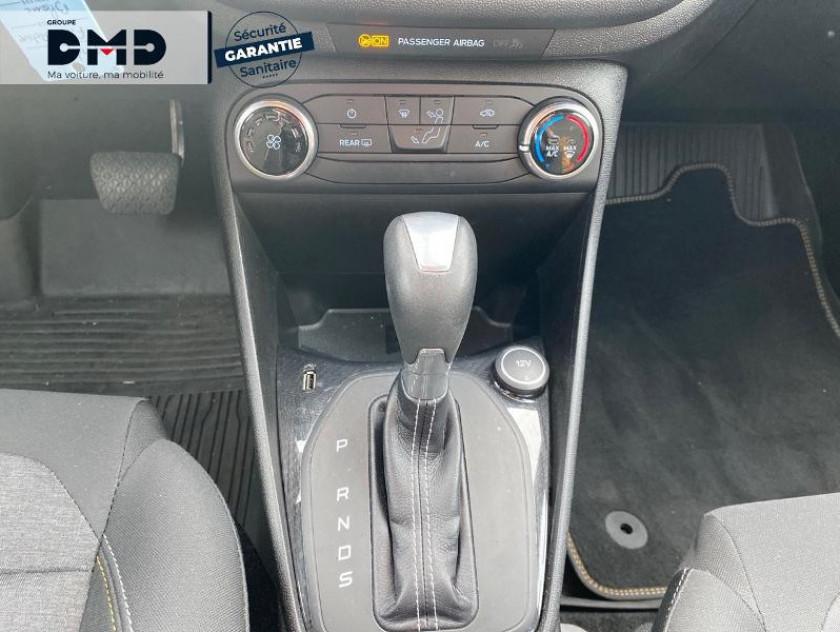 Ford Fiesta Active 1.0 Ecoboost 100ch S&s Pack Bva Euro6.1 - Visuel #8