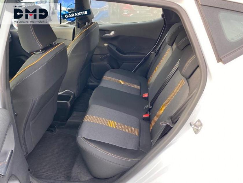 Ford Fiesta Active 1.0 Ecoboost 100ch S&s Pack Bva Euro6.1 - Visuel #10