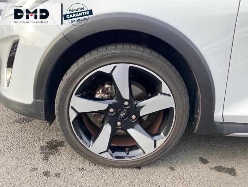 Ford Fiesta Active 1.0 Ecoboost 100ch S&s Pack Bva Euro6.1 - Visuel #13