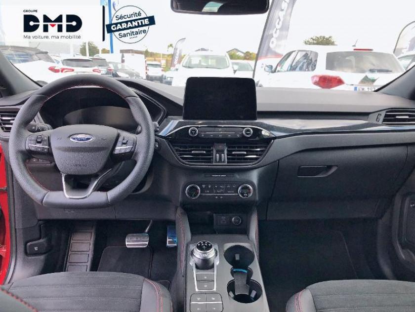 Ford Kuga 2.5 Duratec 225 Ch Powersplit Phev E-cvt S&s St-line X 5p - Visuel #5