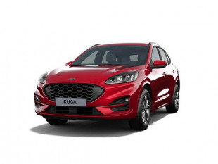 Ford Kuga 2.5 Duratec 225 Ch Powersplit Phev E-cvt S&s St-line X 5p