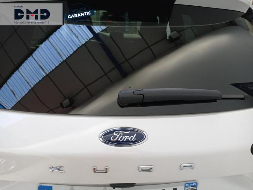Ford Kuga 2.5 Duratec 225ch Powersplit Phev St-line X E-cvt 13cv - Visuel #11