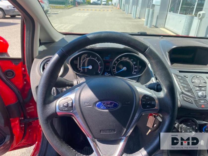 Ford Fiesta 1.25 82ch Fun 5p - Visuel #7