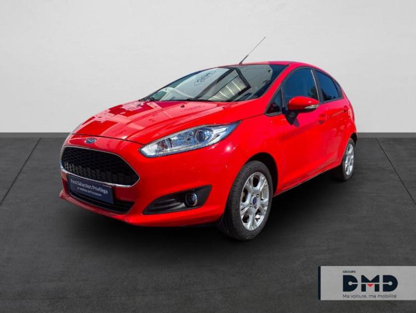 Ford Fiesta 1.25 82ch Fun 5p - Visuel #1
