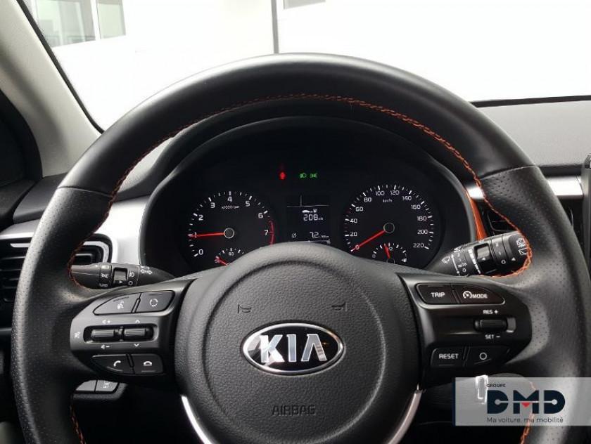 Kia Stonic 1.0 T-gdi 120ch Isg Design Euro6d-t - Visuel #7