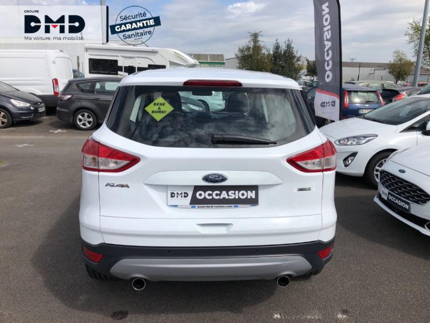 Ford Kuga 1.5 Ecoboost 150ch Stop&start Titanium - Visuel #11