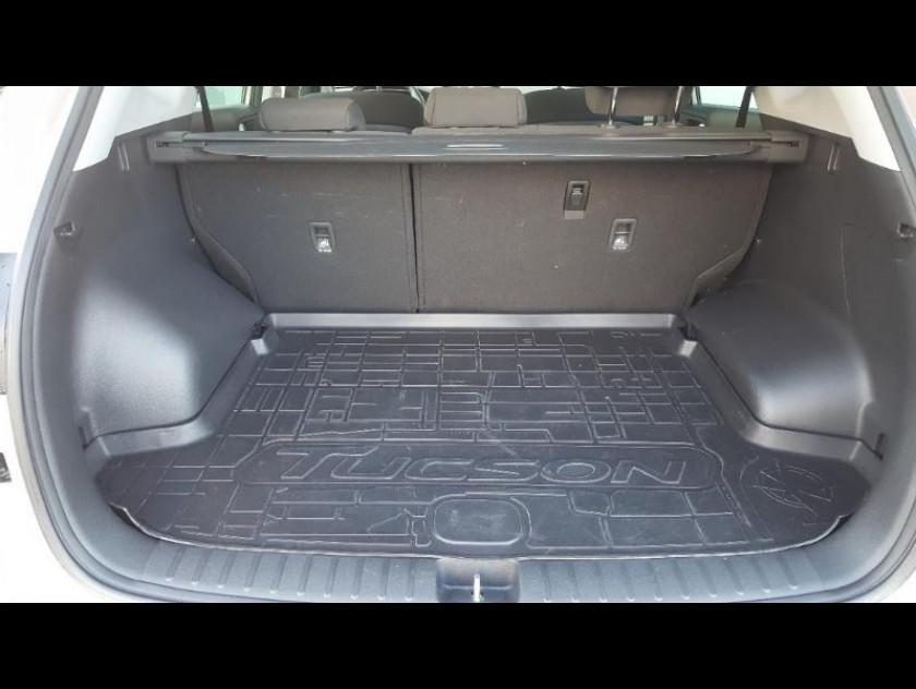 Hyundai Tucson 1.6 Crdi 115ch Creative - Visuel #12