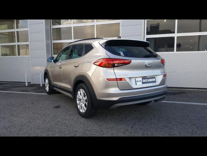 Hyundai Tucson 1.6 Crdi 115ch Creative - Visuel #4
