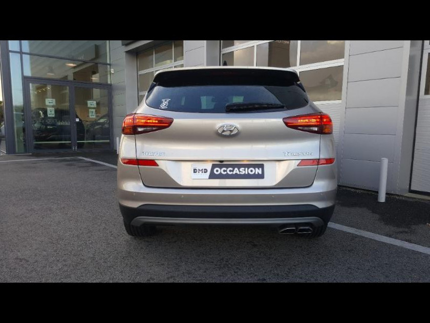 Hyundai Tucson 1.6 Crdi 115ch Creative - Visuel #11