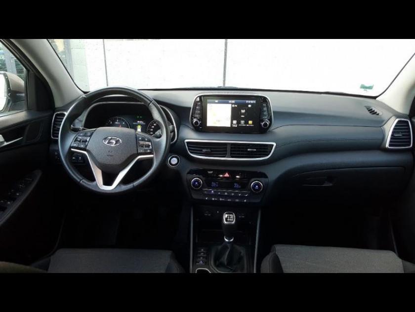 Hyundai Tucson 1.6 Crdi 115ch Creative - Visuel #5