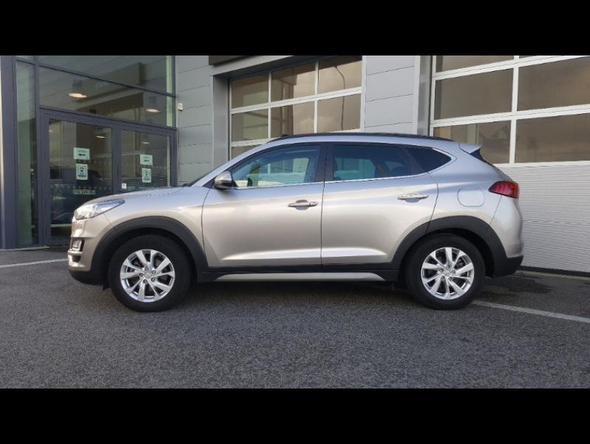 Hyundai Tucson 1.6 Crdi 115ch Creative - Visuel #3