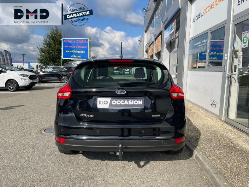 Ford Focus 1.0 Ecoboost 125ch Stop&start Sync Edition - Visuel #11