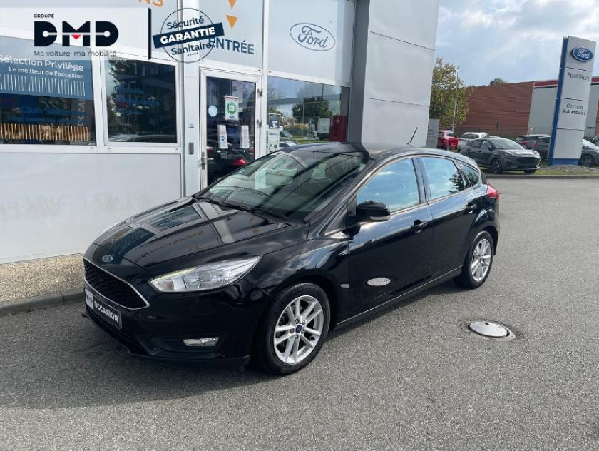 Ford Focus 1.0 Ecoboost 125ch Stop&start Sync Edition - Visuel #14