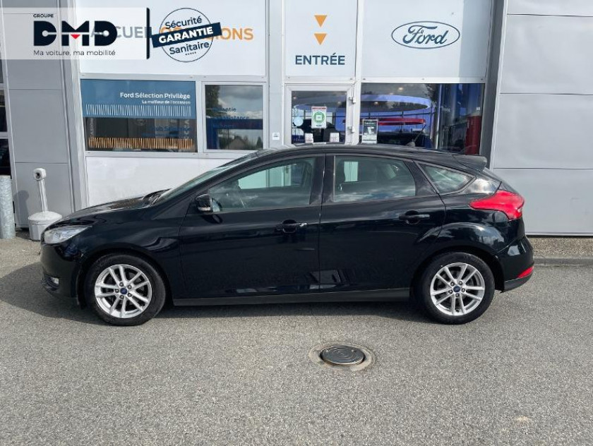 Ford Focus 1.0 Ecoboost 125ch Stop&start Sync Edition - Visuel #2