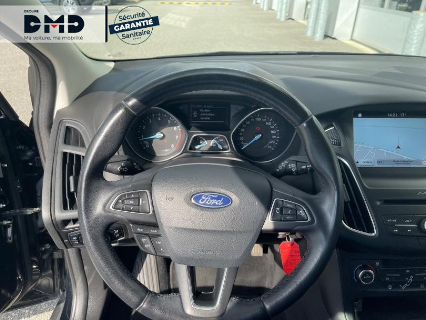 Ford Focus 1.0 Ecoboost 125ch Stop&start Sync Edition - Visuel #7