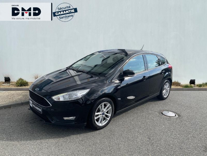 Ford Focus 1.0 Ecoboost 125ch Stop&start Sync Edition - Visuel #1