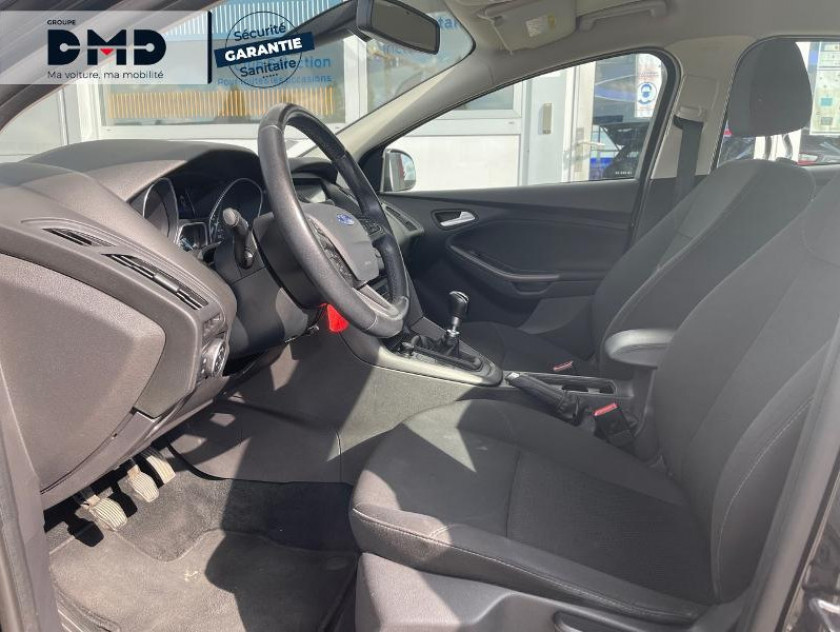 Ford Focus 1.0 Ecoboost 125ch Stop&start Sync Edition - Visuel #9