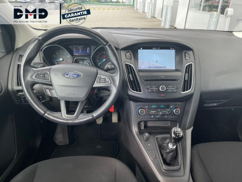Ford Focus 1.0 Ecoboost 125ch Stop&start Sync Edition - Visuel #5