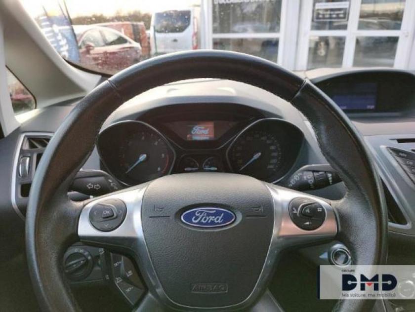 Ford C-max 1.6 Tdci 115ch Fap Stop&start Titanium - Visuel #7