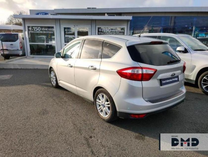 Ford C-max 1.6 Tdci 115ch Fap Stop&start Titanium - Visuel #3