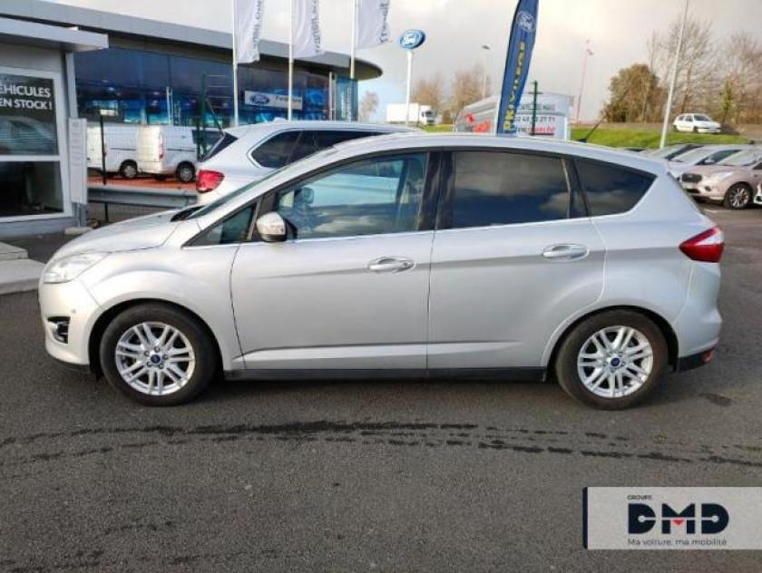 Ford C-max 1.6 Tdci 115ch Fap Stop&start Titanium - Visuel #2