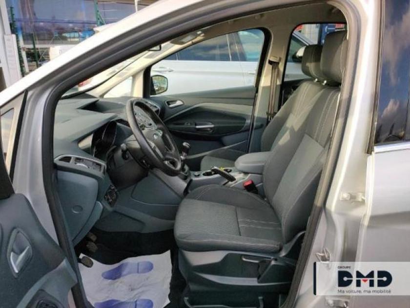 Ford C-max 1.6 Tdci 115ch Fap Stop&start Titanium - Visuel #9