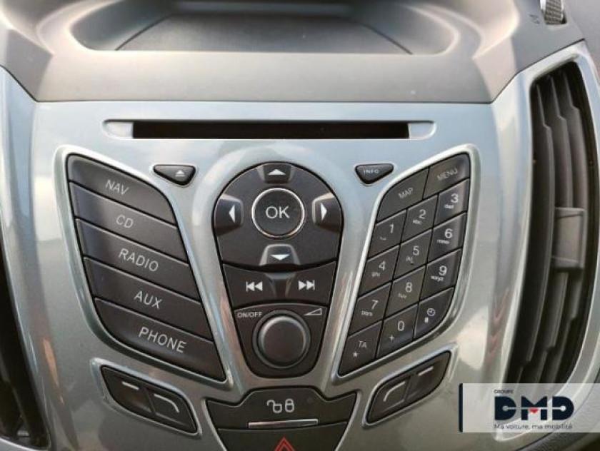 Ford C-max 1.6 Tdci 115ch Fap Stop&start Titanium - Visuel #6