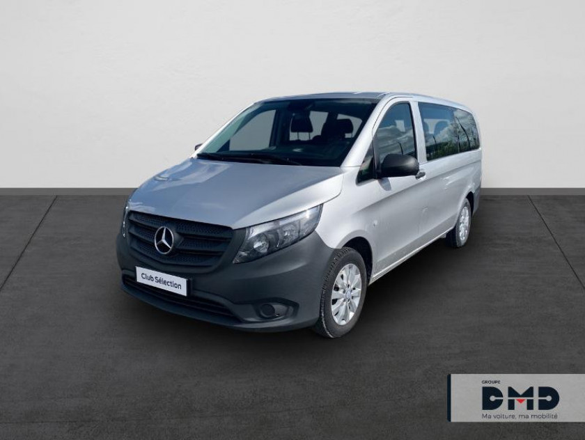 Mercedes-benz Vito 116 Cdi Blueefficiency Tourer Extra-long Pro 7g-tronic Plus - Visuel #1