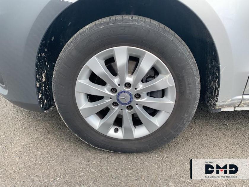 Mercedes-benz Vito 116 Cdi Blueefficiency Tourer Extra-long Pro 7g-tronic Plus - Visuel #13