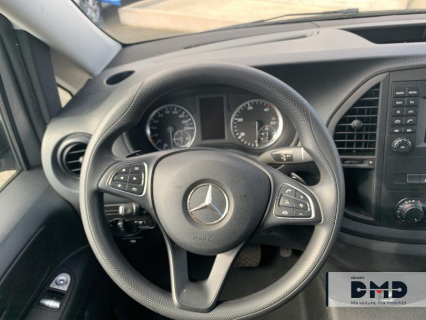 Mercedes-benz Vito 116 Cdi Blueefficiency Tourer Extra-long Pro 7g-tronic Plus - Visuel #7