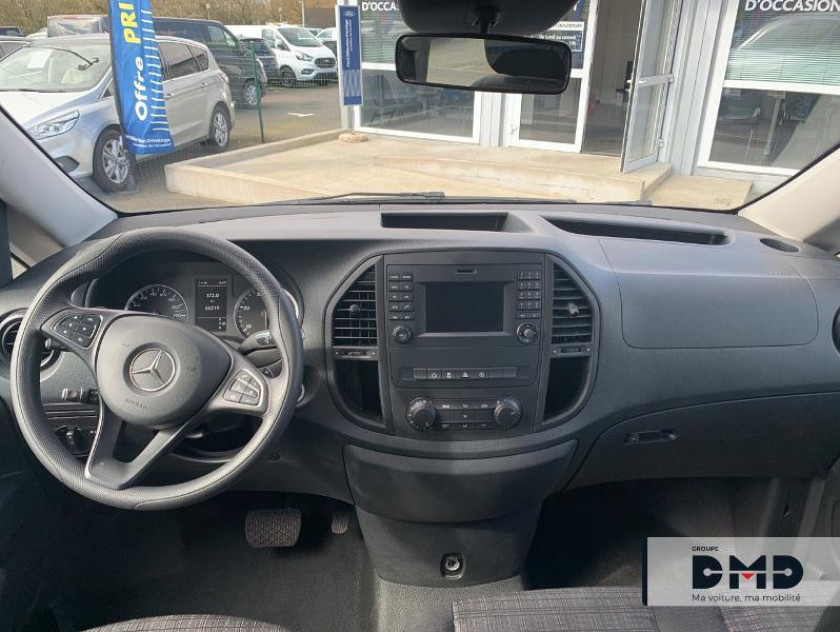 Mercedes-benz Vito 116 Cdi Blueefficiency Tourer Extra-long Pro 7g-tronic Plus - Visuel #5