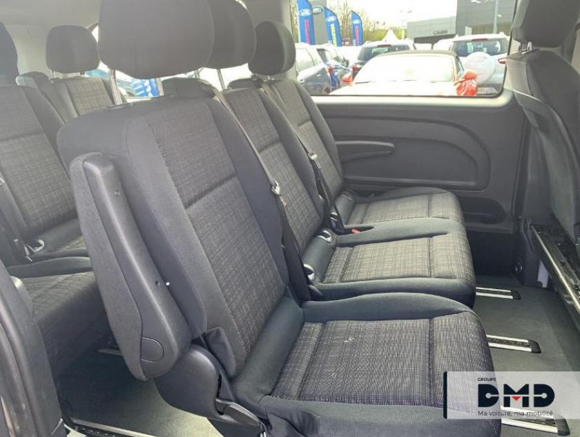 Mercedes-benz Vito 116 Cdi Blueefficiency Tourer Extra-long Pro 7g-tronic Plus - Visuel #10