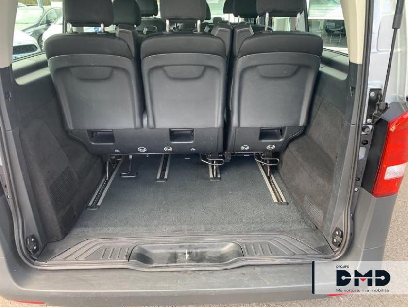 Mercedes-benz Vito 116 Cdi Blueefficiency Tourer Extra-long Pro 7g-tronic Plus - Visuel #12