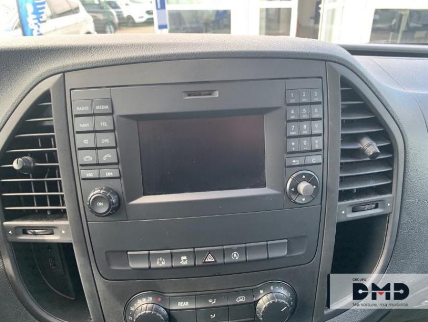 Mercedes-benz Vito 116 Cdi Blueefficiency Tourer Extra-long Pro 7g-tronic Plus - Visuel #6