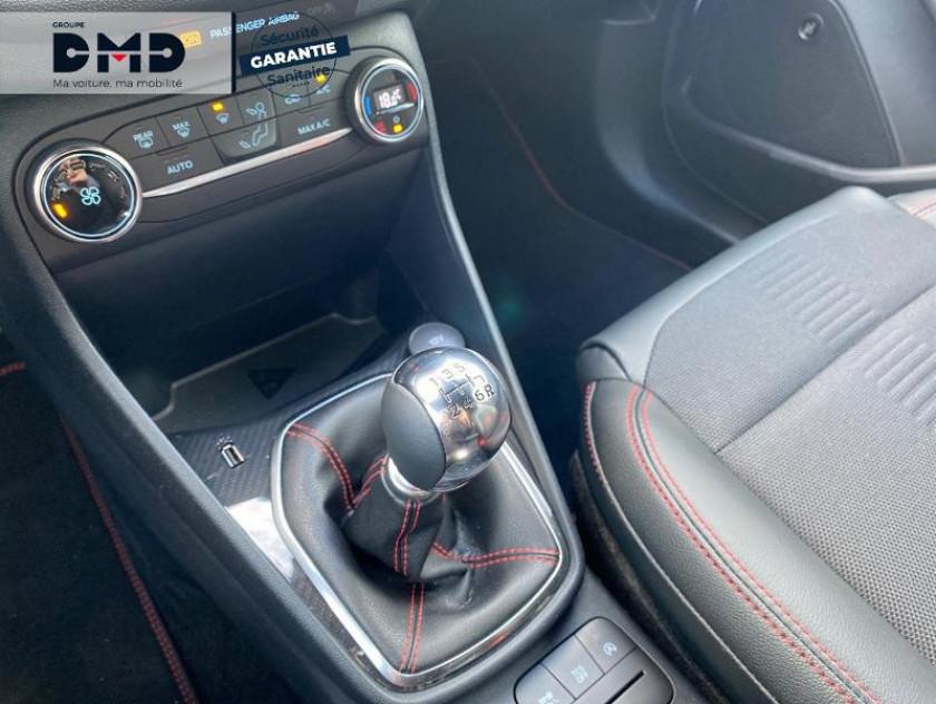 Ford Fiesta 1.0 Ecoboost 95ch St-line X 5p - Visuel #8