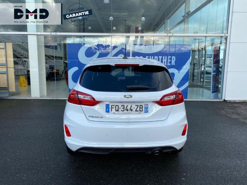 Ford Fiesta 1.0 Ecoboost 95ch St-line X 5p - Visuel #11