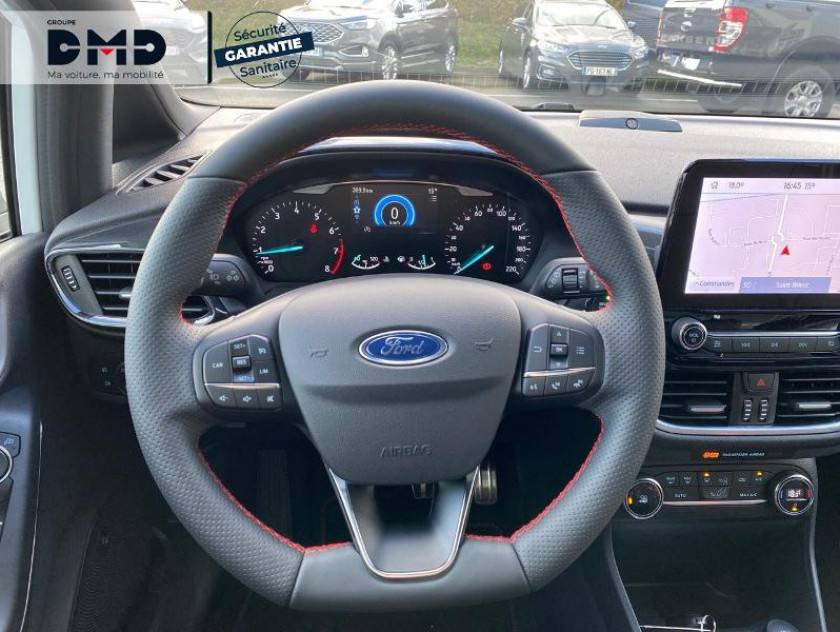 Ford Fiesta 1.0 Ecoboost 95ch St-line X 5p - Visuel #7