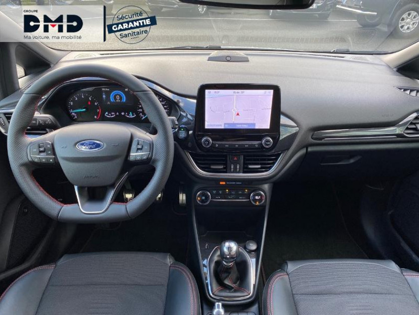 Ford Fiesta 1.0 Ecoboost 95ch St-line X 5p - Visuel #5