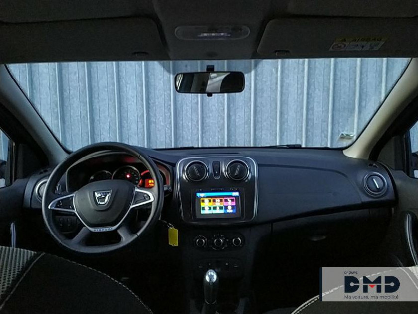 Dacia Sandero 0.9 Tce 90ch Stepway - Visuel #4