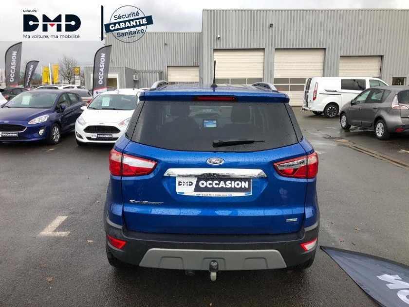 Ford Ecosport 1.0 Ecoboost 125ch Titanium Euro6.2 - Visuel #11