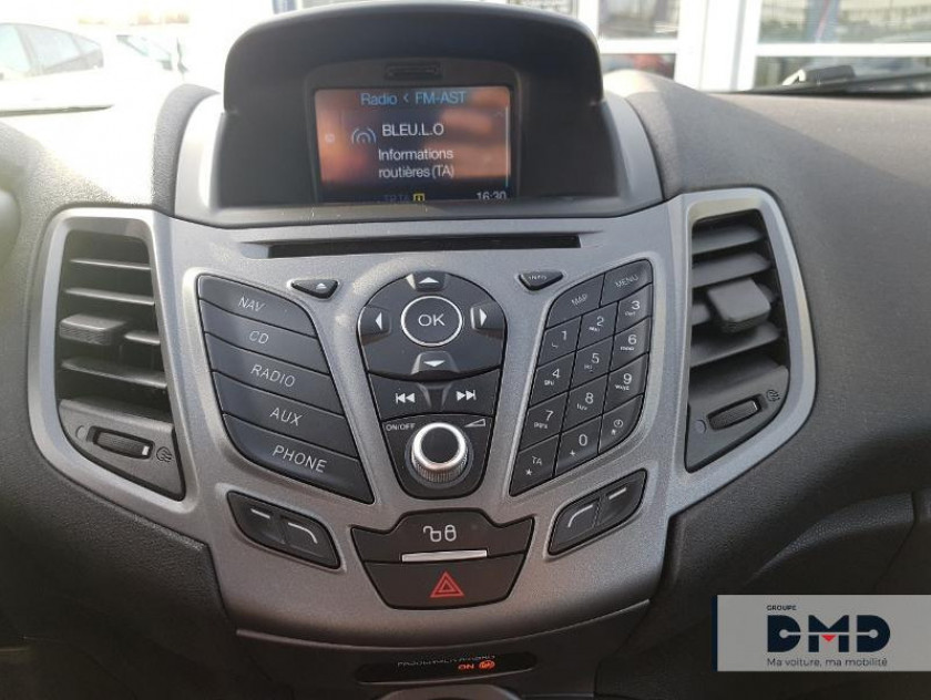 Ford Fiesta Affaires 1.5 Tdci 95ch Ambiente 3p - Visuel #6